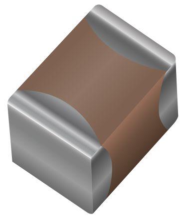 AVX 0805 (2012M) 2.2μF Multilayer Ceramic Capacitor MLCC 25V dc ±10% SMD 08053C225K4T2A (2000)