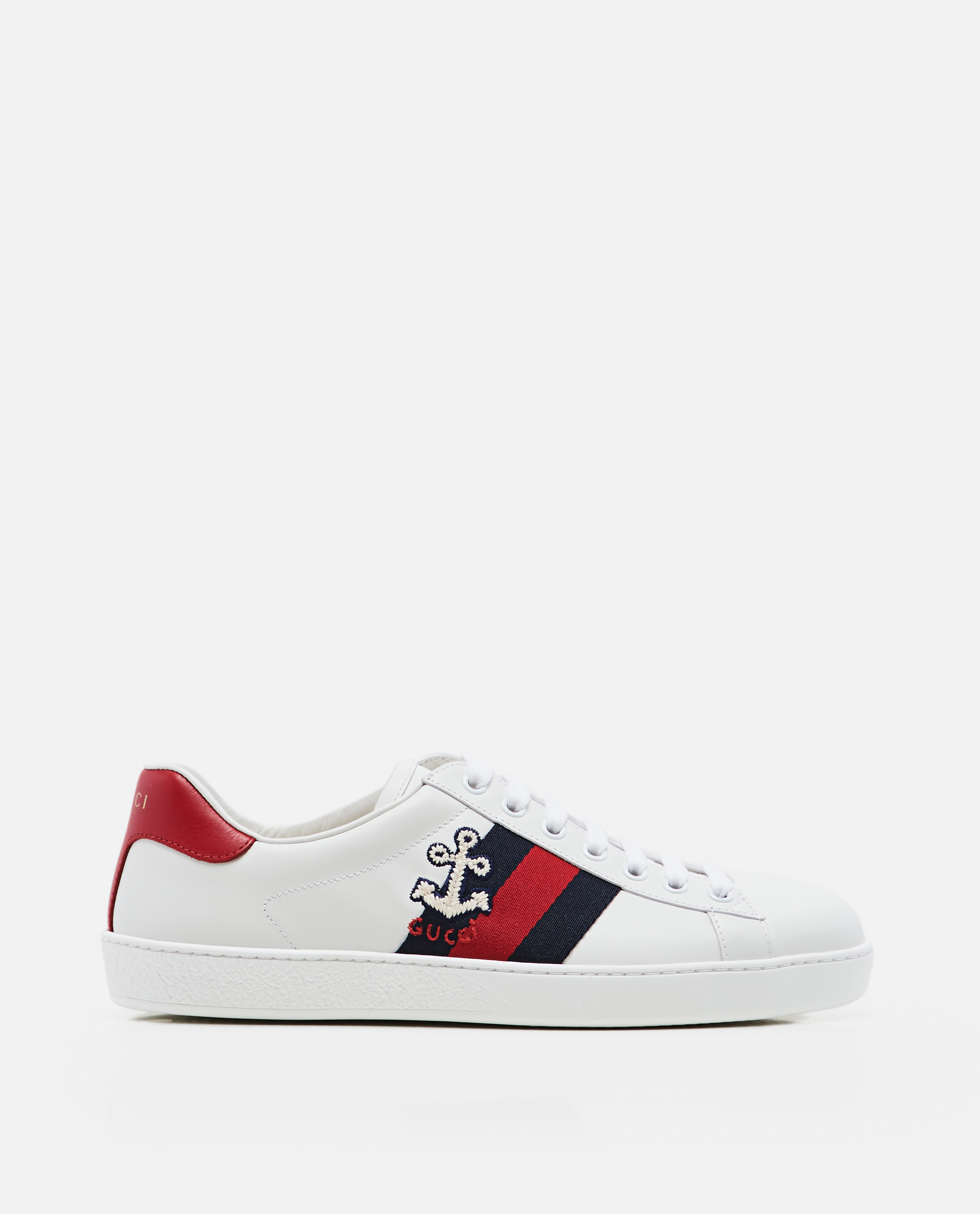 Ace embroidered mens sneaker