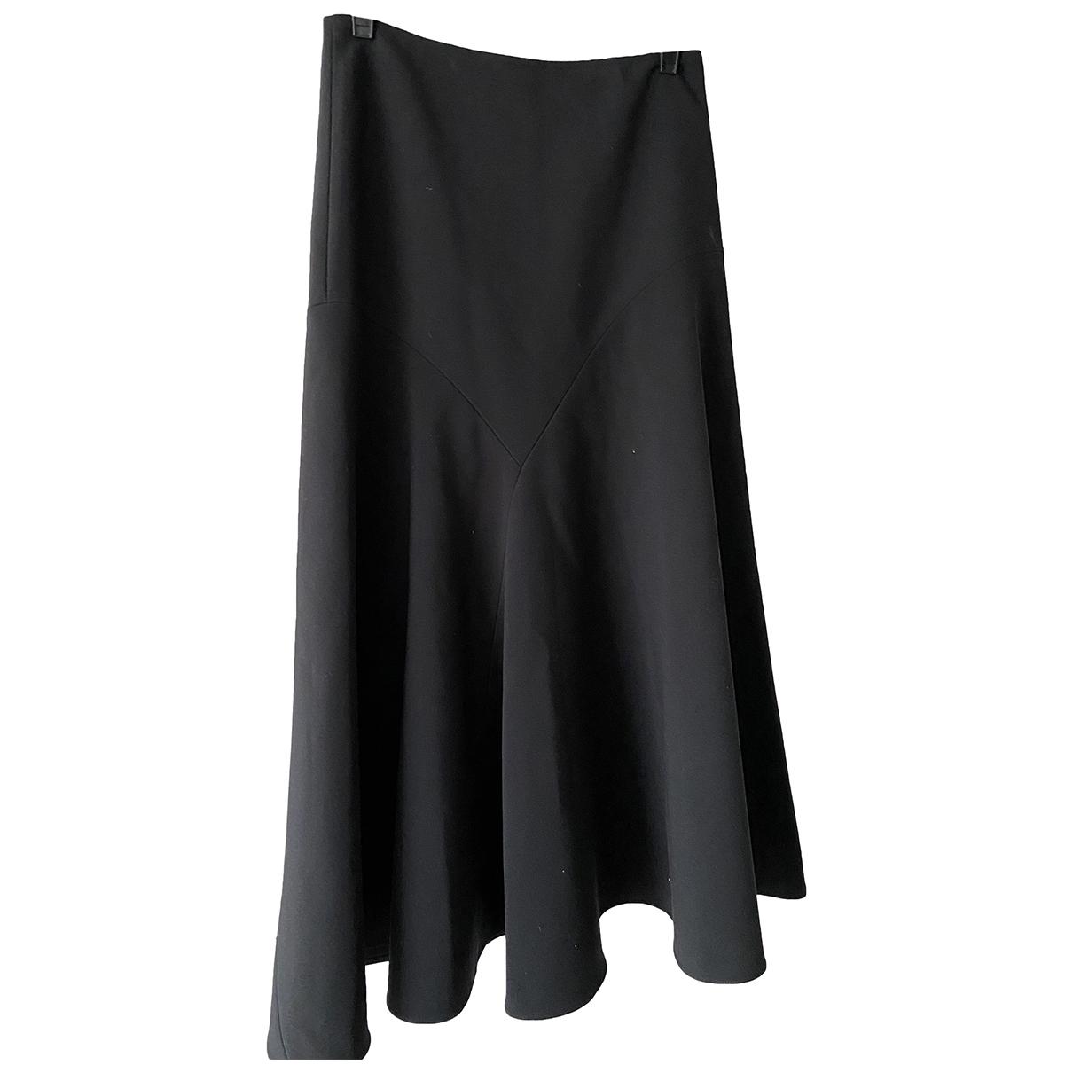 Bcbg Max Azria \N Black skirt for Women 38 FR