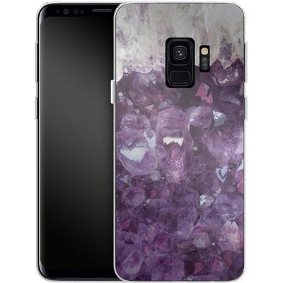 Samsung Galaxy S9 Silikon Handyhuelle - Bold Ametista von Emanuela Carratoni