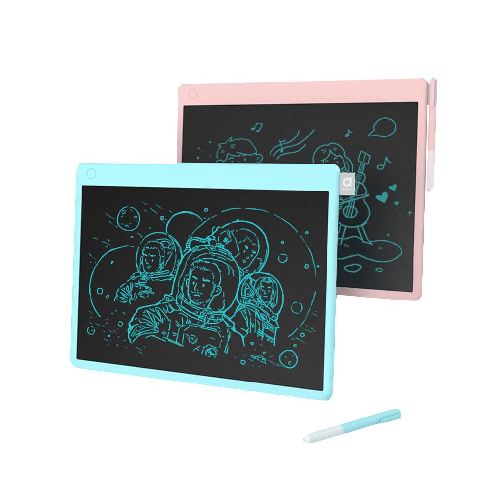 Xiaomi Jiqidao Smart Small Children Writing Tablet Blackboard 13.5 Inch Writing Board Handwriting Pads for Kids Graffiti
