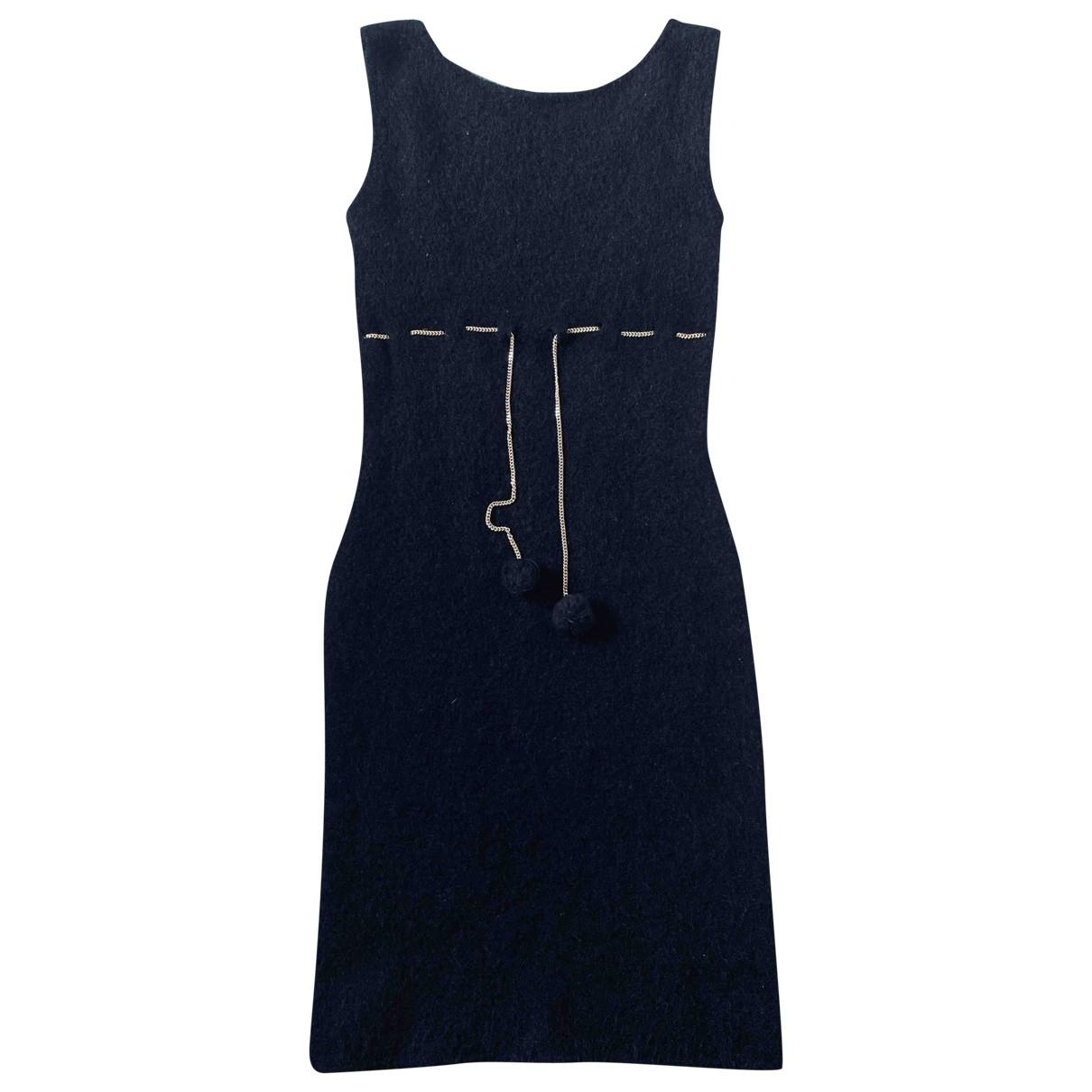 Dsquared2 - Robe   pour femme en laine - noir