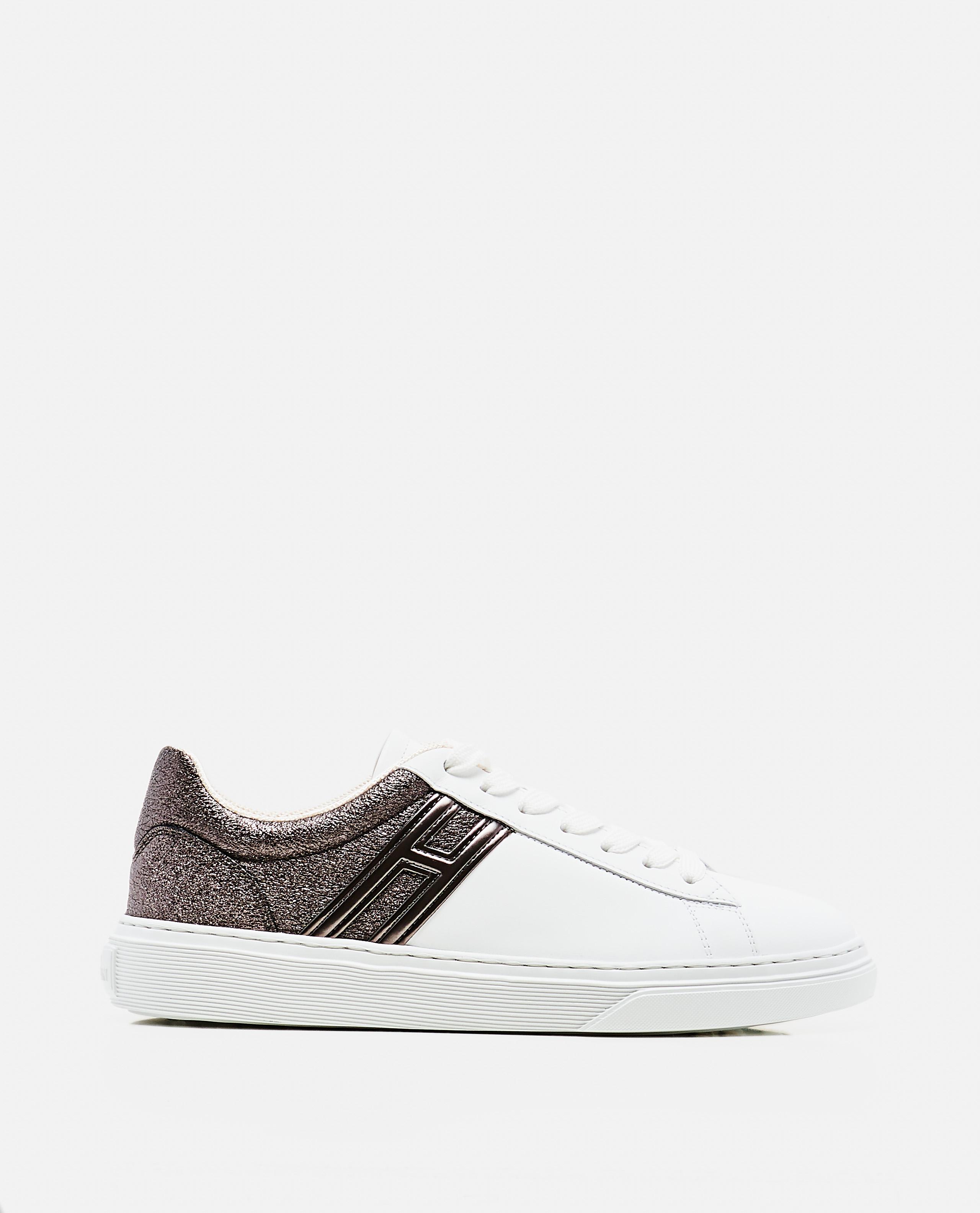 Basket Sneaker - H365 Silver