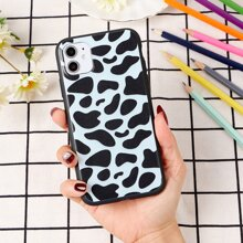 Cow Print iPhone Case