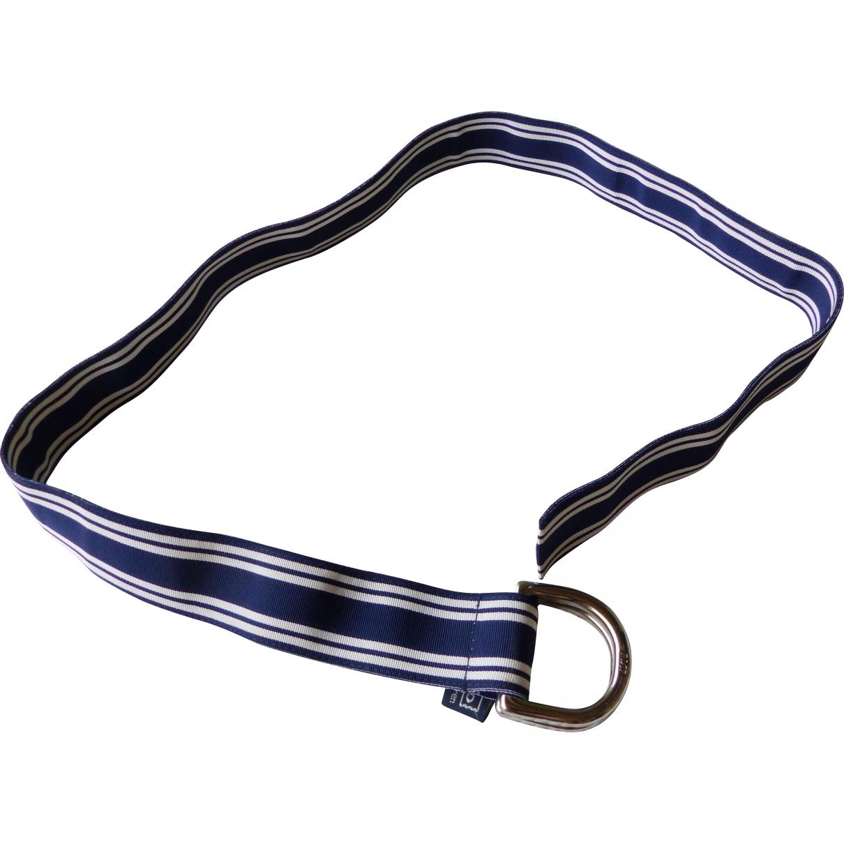 Polo Ralph Lauren \N Navy Cotton belt for Women 90 cm
