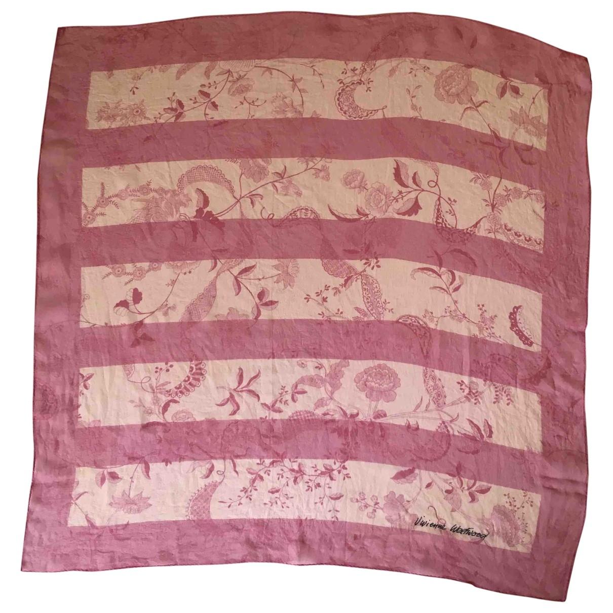 Pañuelo de Seda Vivienne Westwood