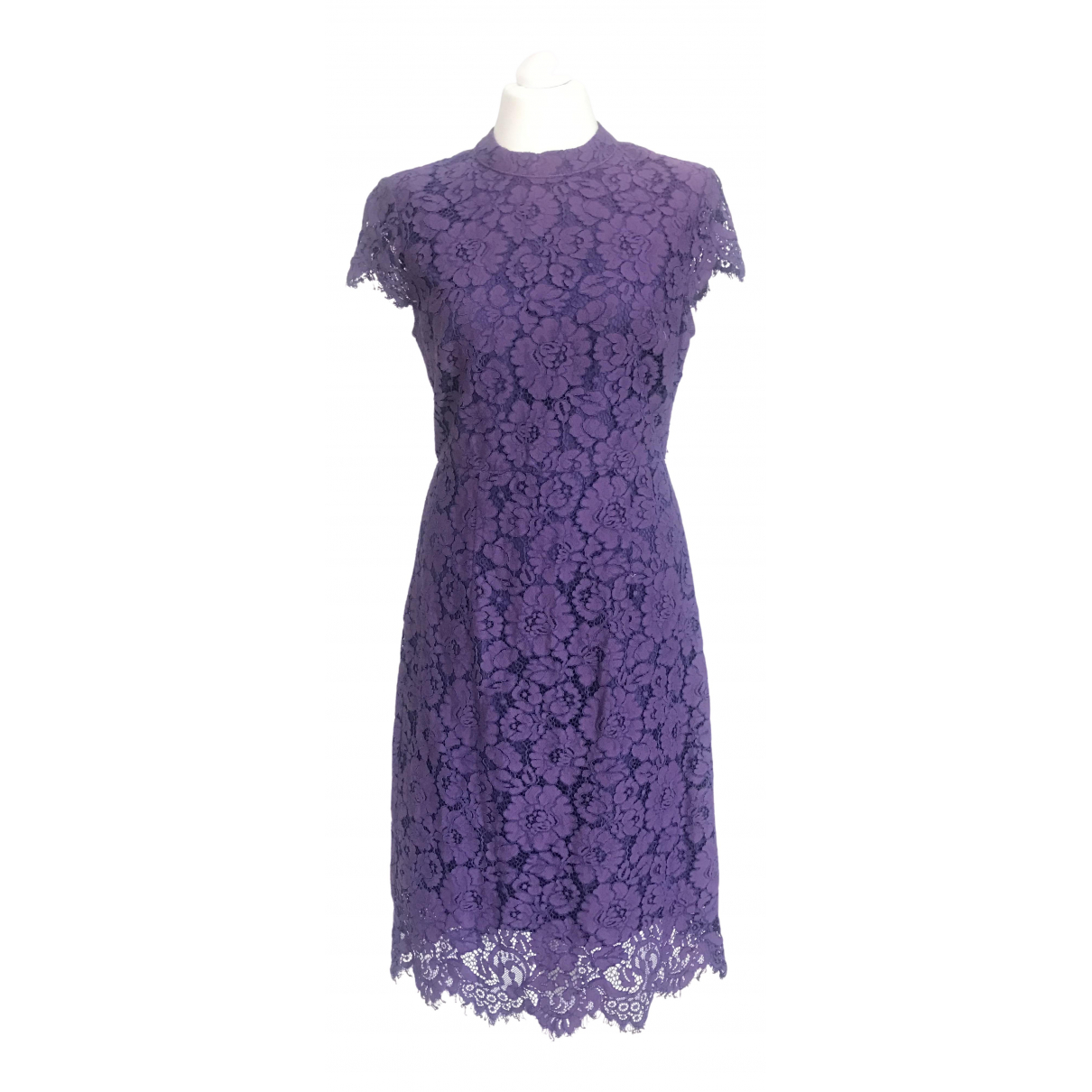 Ivy And Oak - Robe   pour femme en coton - violet