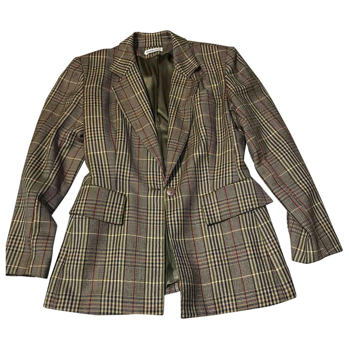 Cacharel N Wool jacket for Women 42 IT