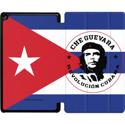 Amazon Fire HD 8 (2018) Tablet Smart Case - Revolucion Cubana von Che Guevara