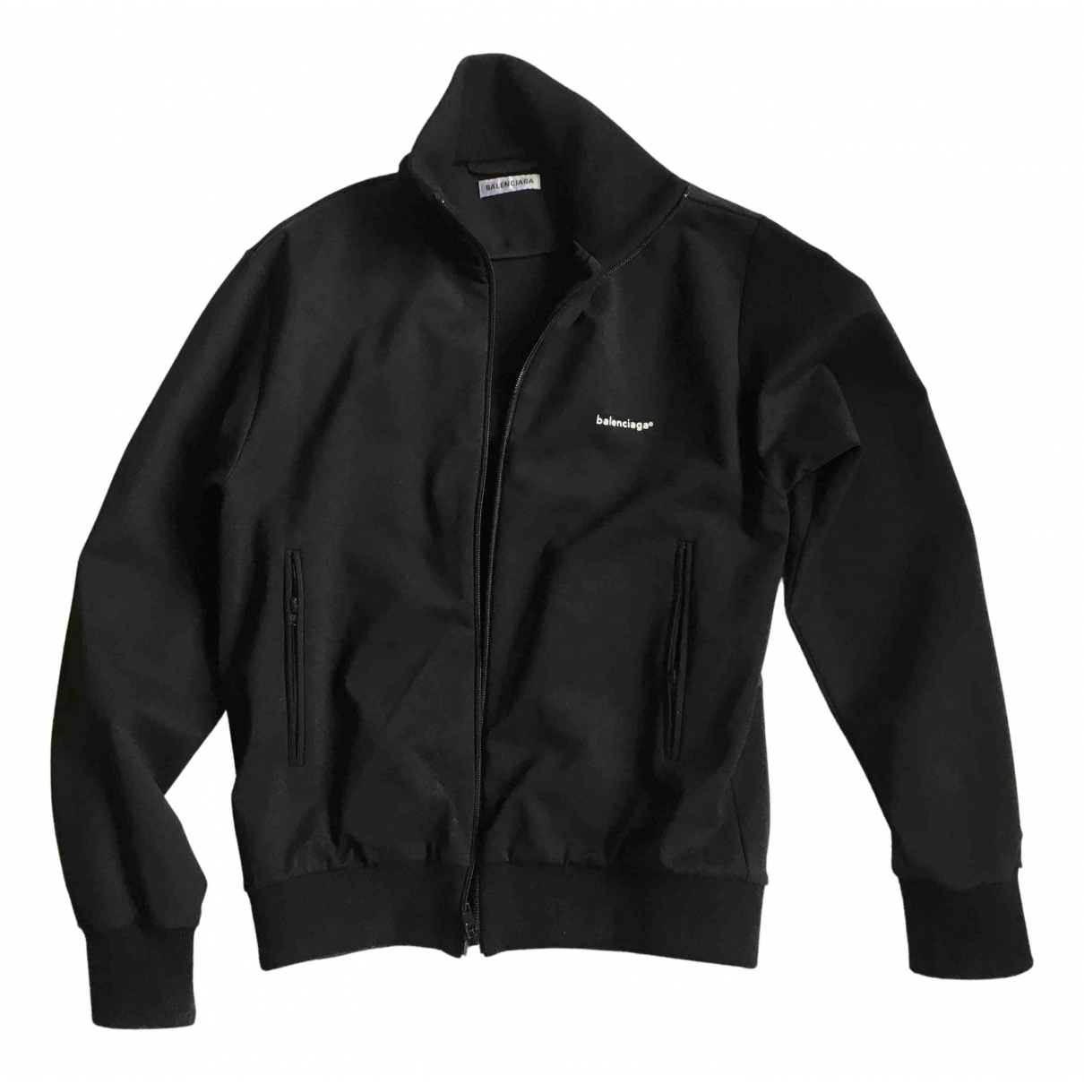 Balenciaga N Black jacket for Women 38 FR
