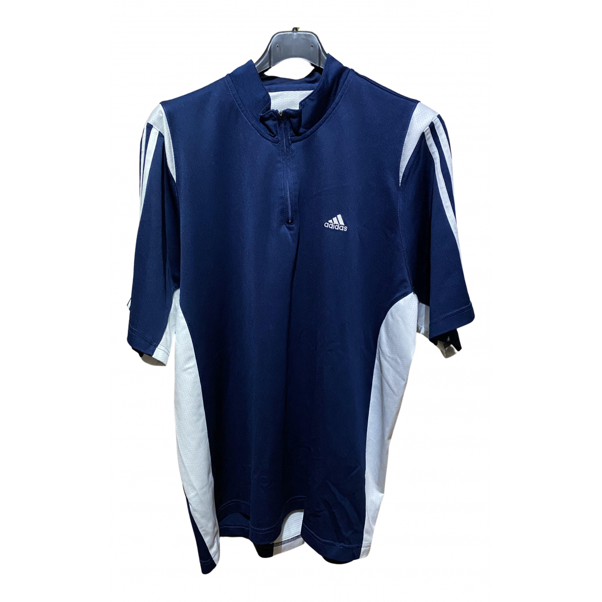 Adidas - Tee shirts   pour homme - bleu