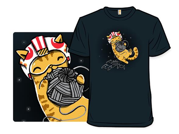 Rebel Cattack T Shirt