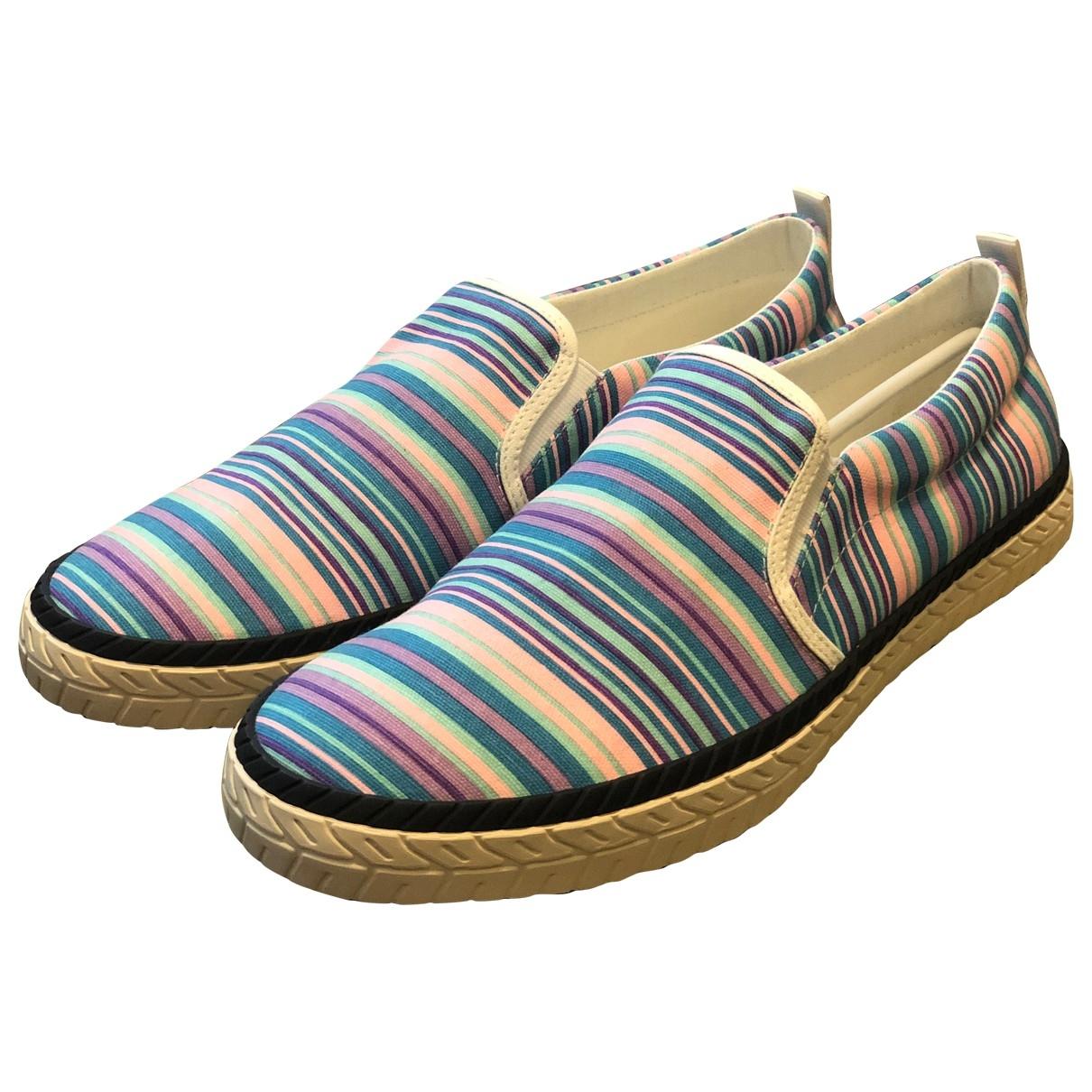 Marni \N Multicolour Cloth Espadrilles for Men 44 EU