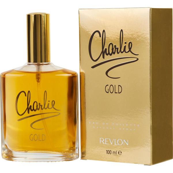 Charlie Gold - Revlon Eau de Toilette Spray 100 ML