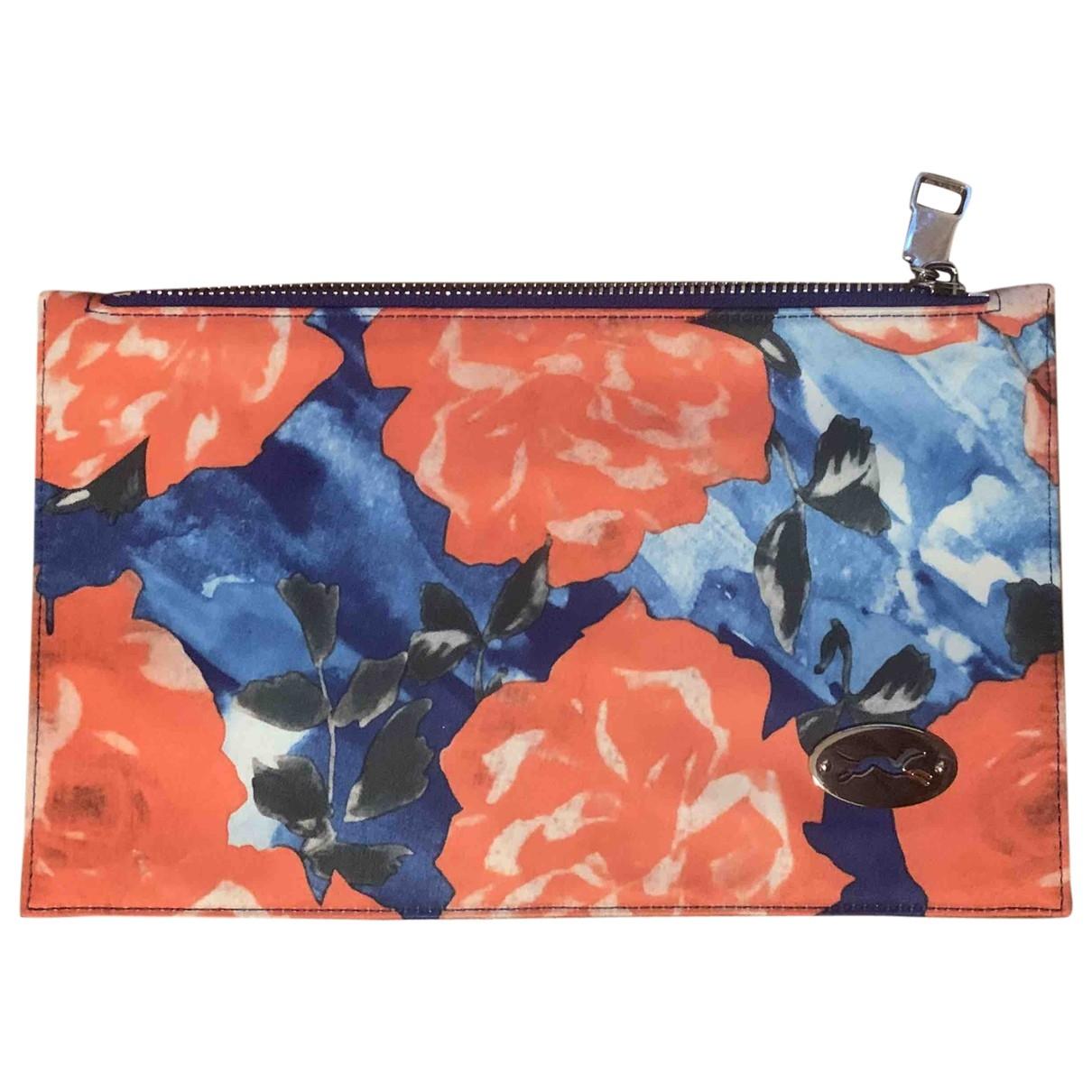 Bimba Y Lola \N Red Silk Clutch bag for Women \N
