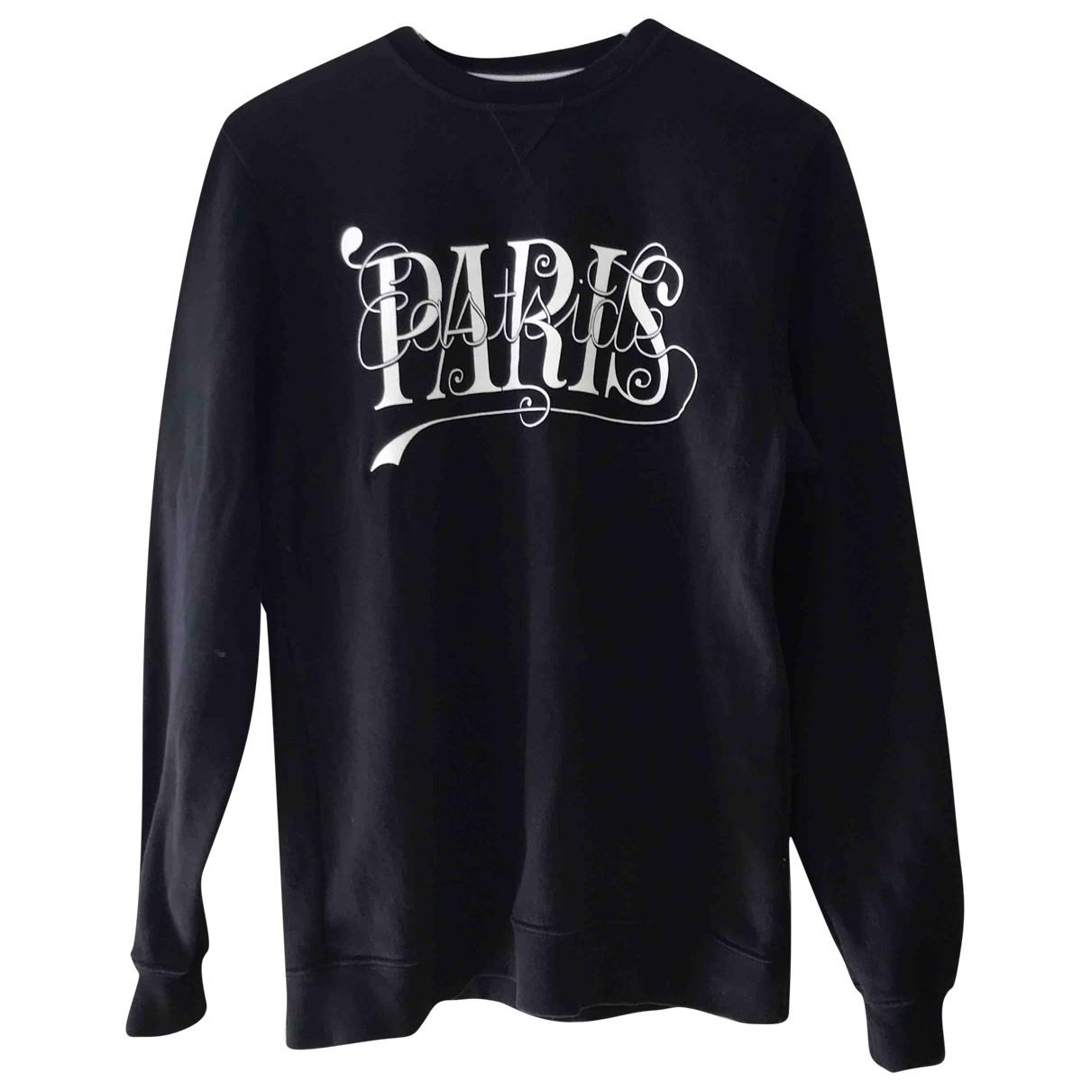 Ceizer \N Pullover.Westen.Sweatshirts  in  Schwarz Baumwolle