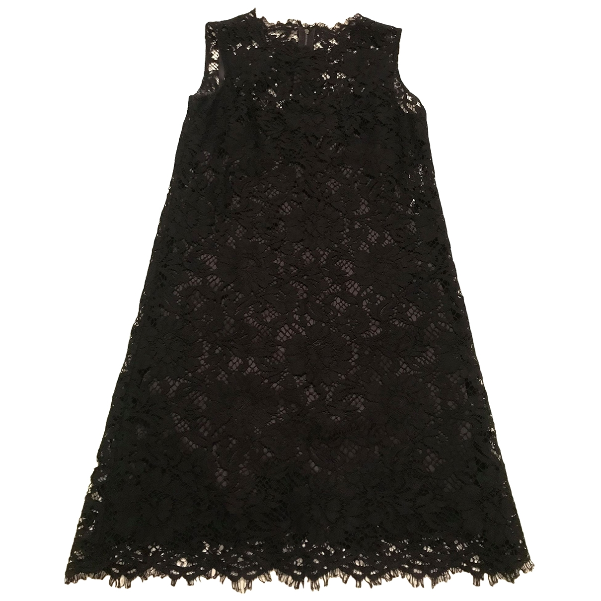 Dolce & Gabbana \N Black Lace dress for Women 36 IT