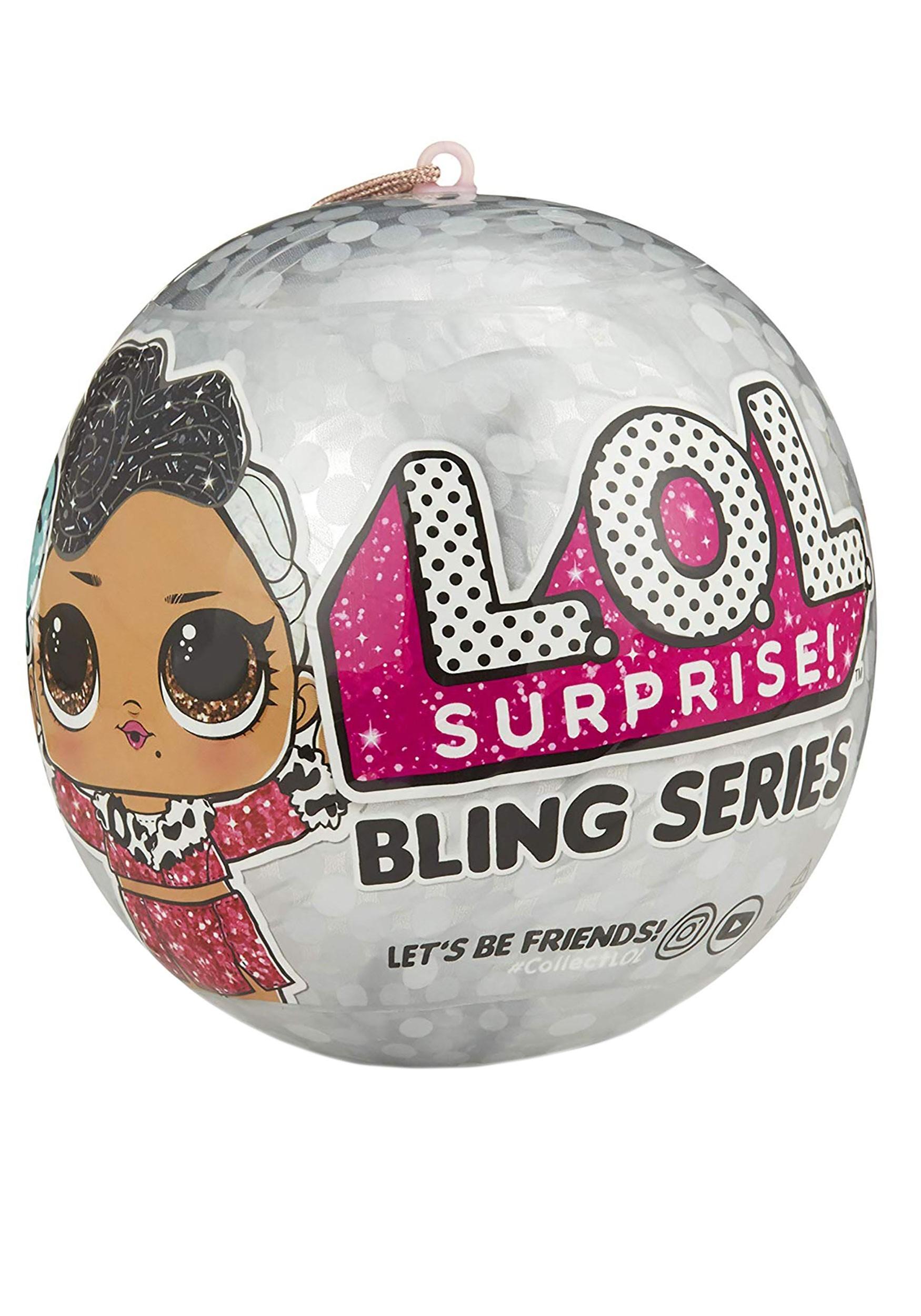 L.O.L. Surprise Dolls Bling Series for Kids