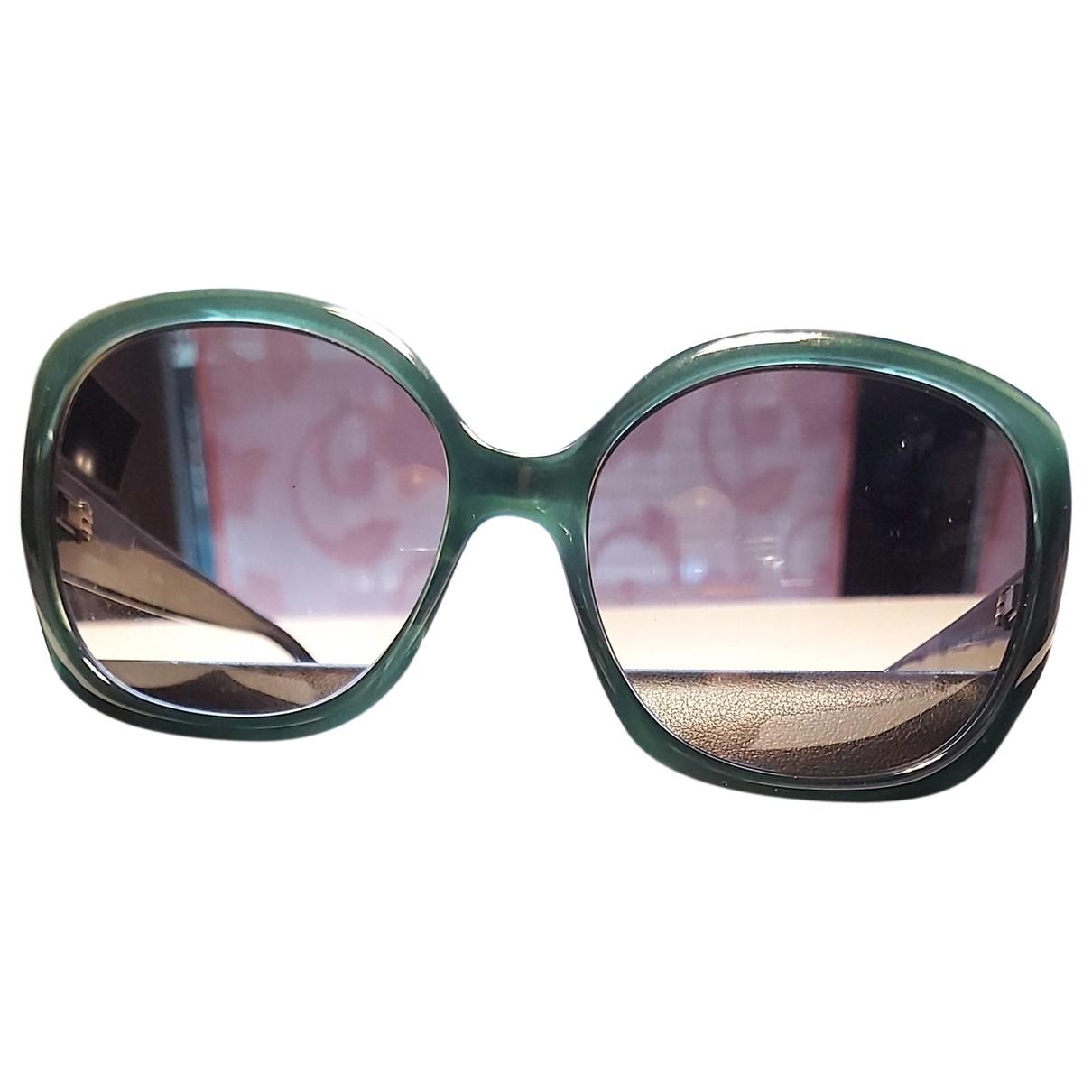 Fendi - Lunettes   pour femme - vert