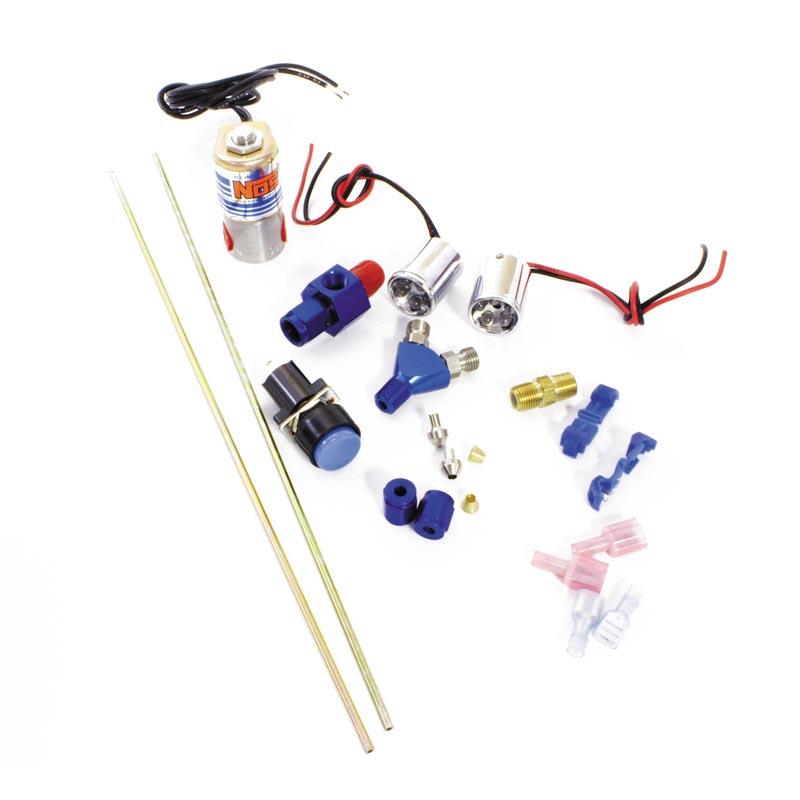 NOS 16037NOS/Nitrous Oxide System NTIMIDATOR DUAL PURGE KIT - 4AN LED