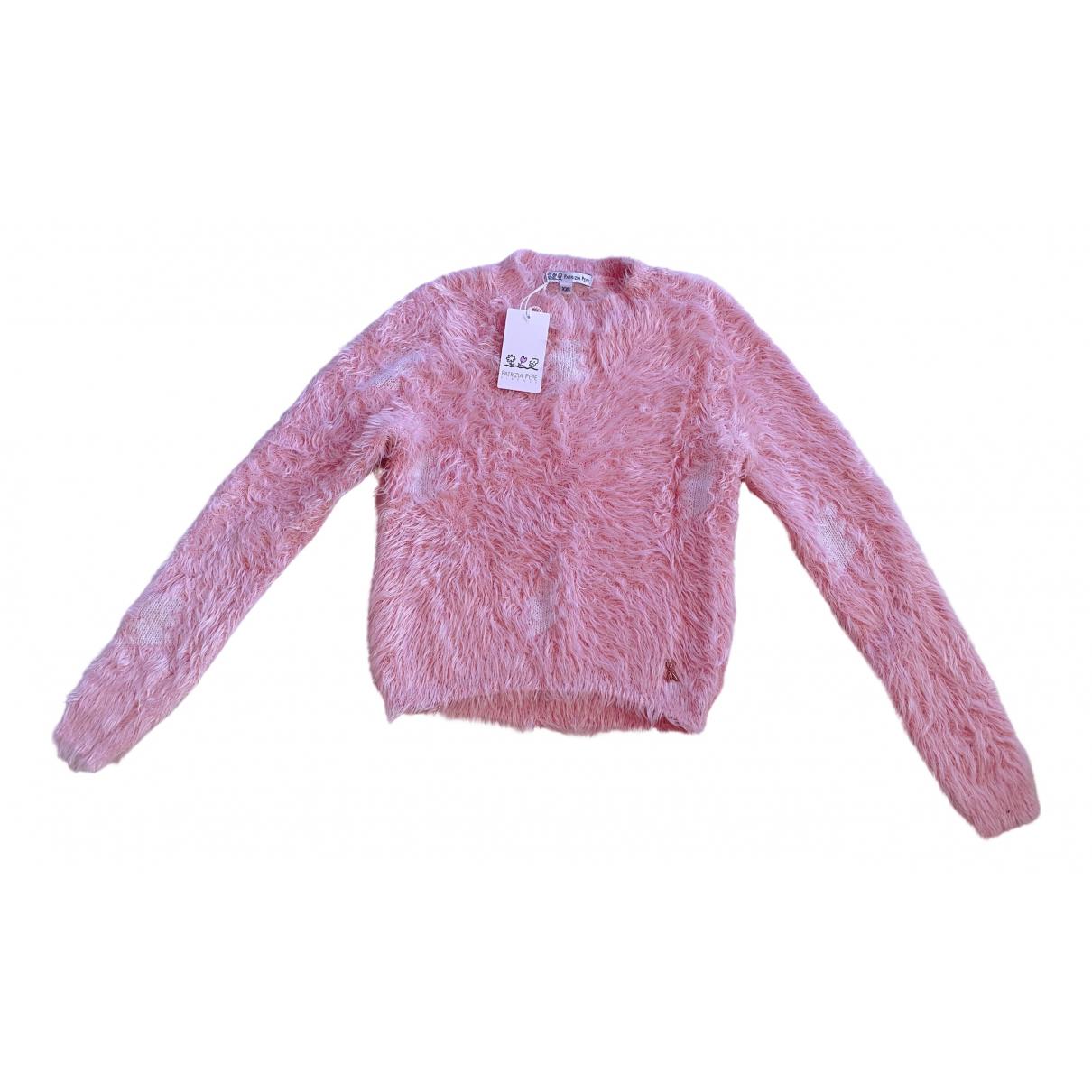 Patrizia Pepe - Pull   pour enfant - rose