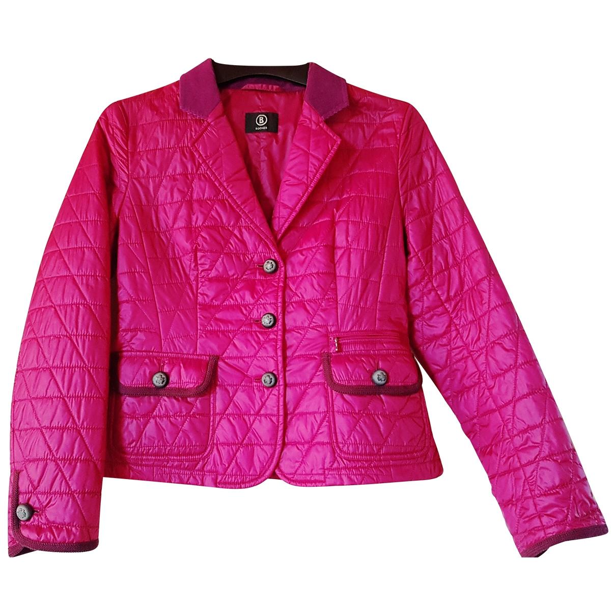 Bogner - Veste   pour femme - rose