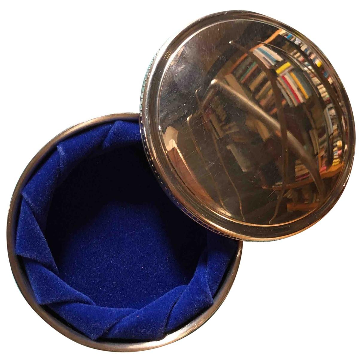 Tiffany & Co - Objets & Deco Boite a bijoux pour lifestyle en acier - argente