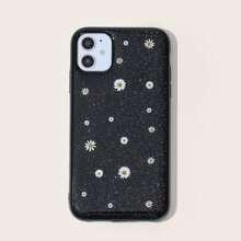 Gaensebluemchen Muster iPhone Huelle