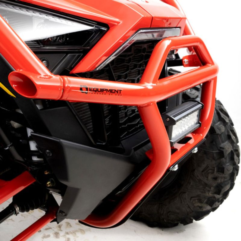 HMF Defender HD Front Bumper Black Polaris RZR Pro XP 2020