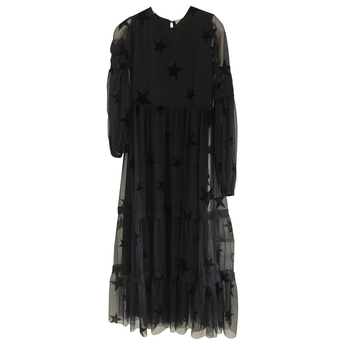 Non Signé / Unsigned \N Black dress for Women S International