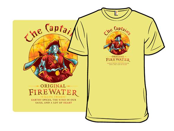 Firewater T Shirt