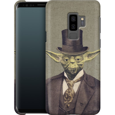 Samsung Galaxy S9 Plus Smartphone Huelle - Sir Yodington von Terry Fan