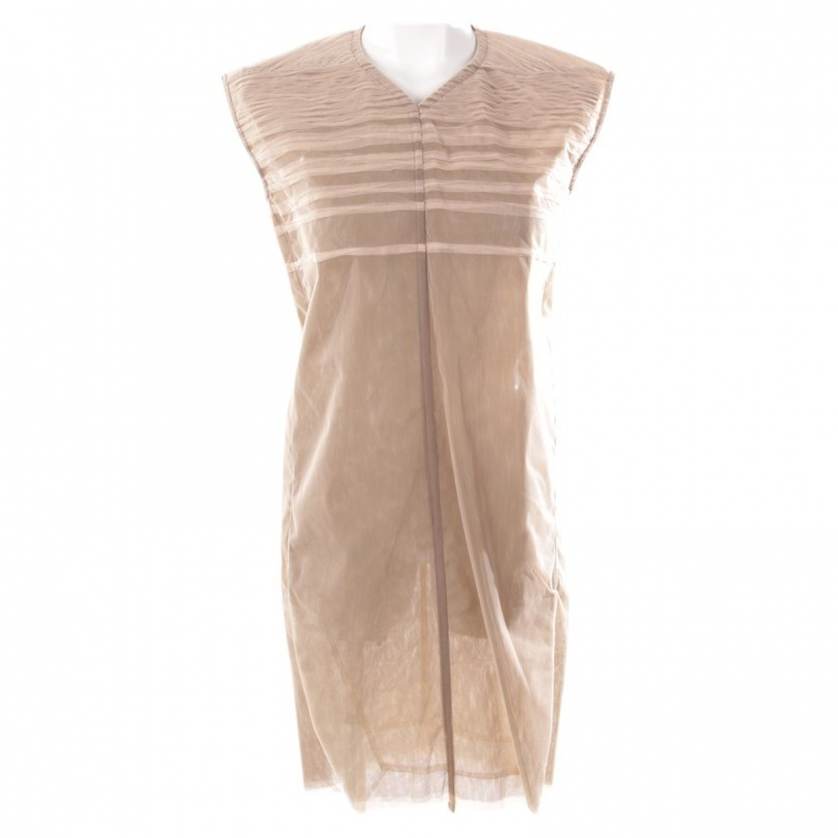 Rick Owens \N Beige dress for Women M International