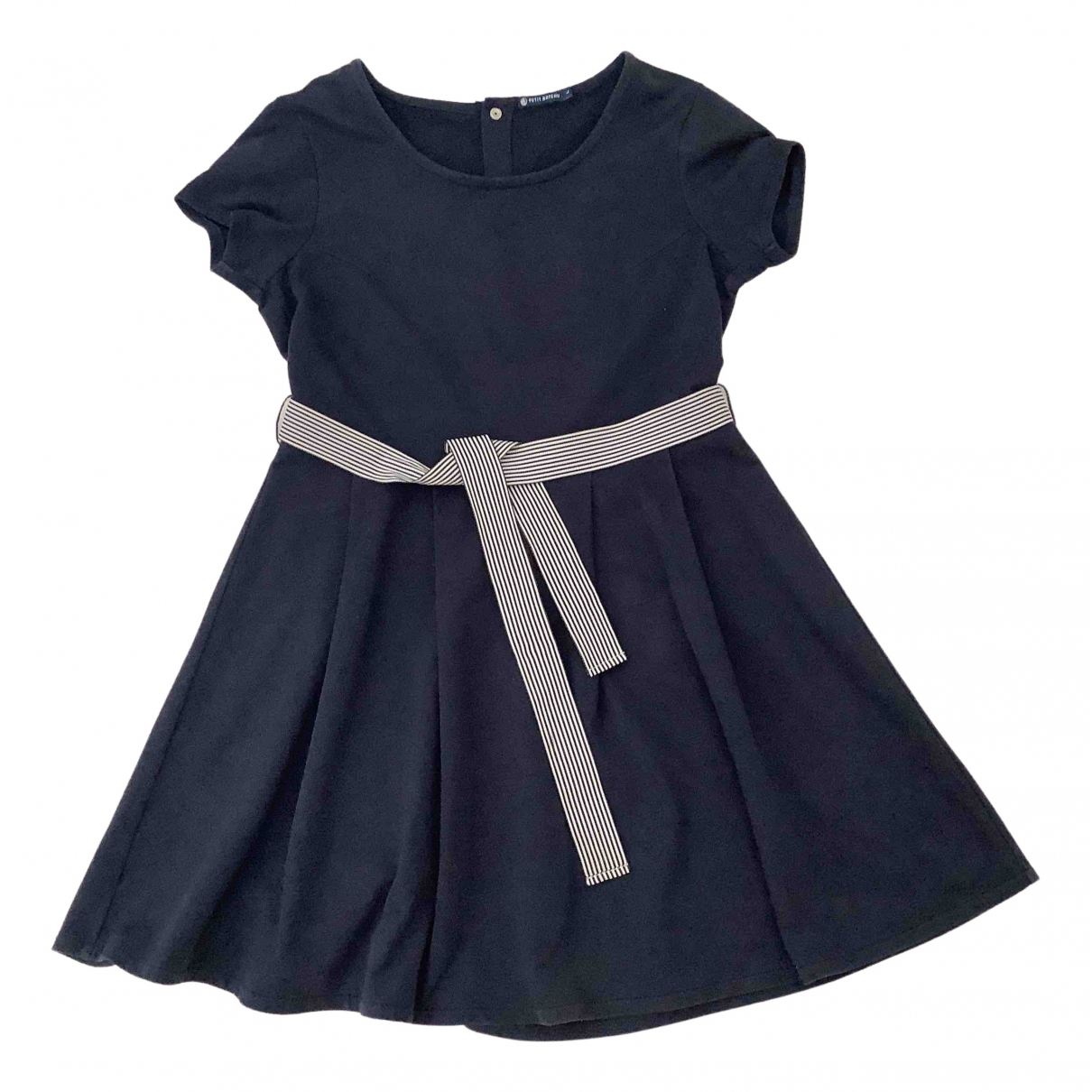 Petit Bateau \N Blue Cotton dress for Women L International