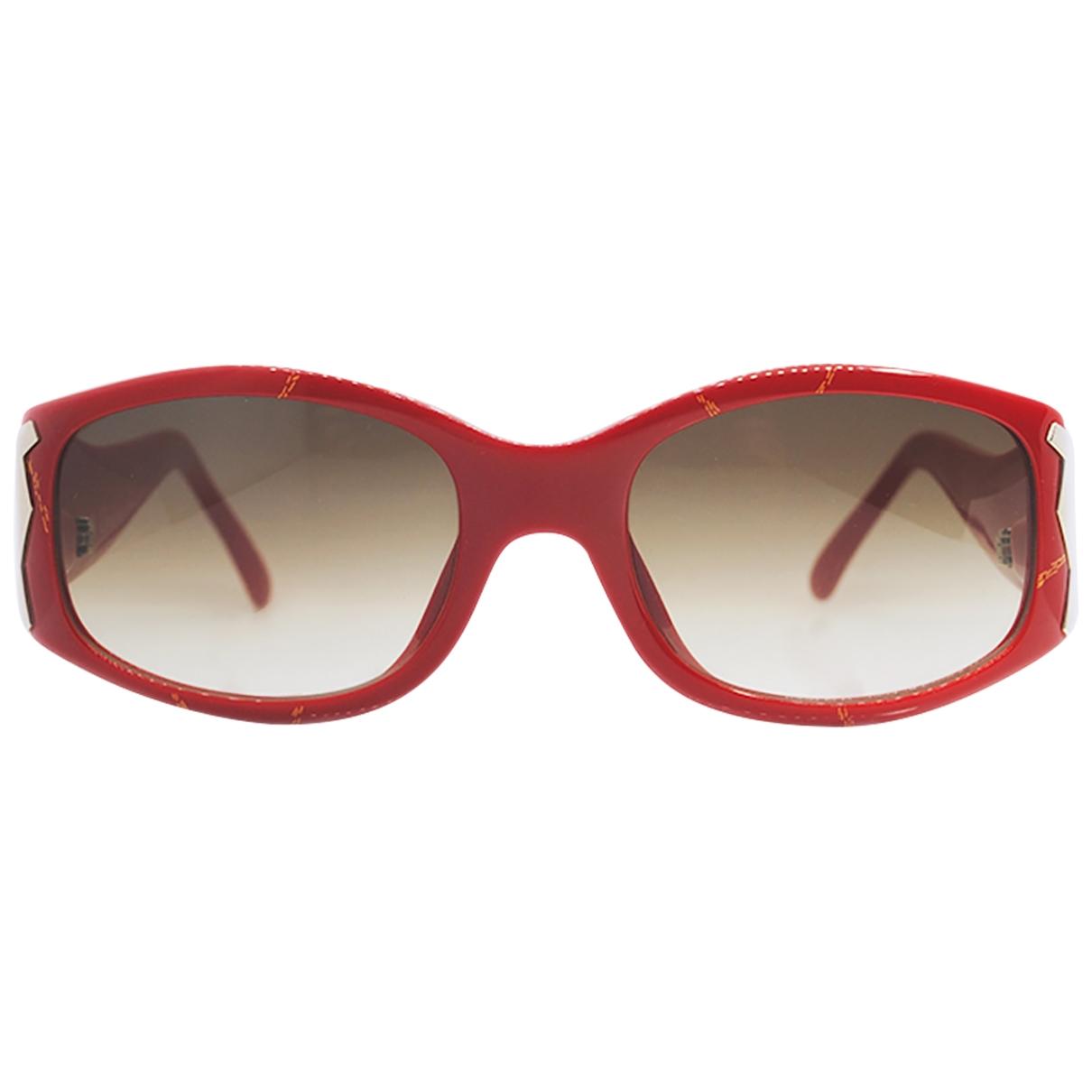 Dior - Lunettes   pour femme - rouge