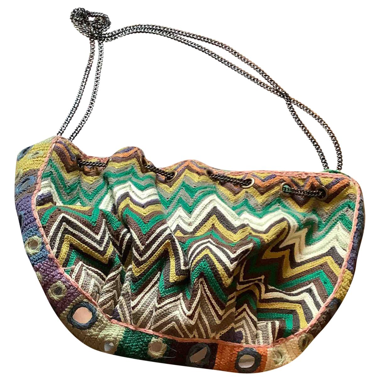 Star Mela \N Cotton handbag for Women \N