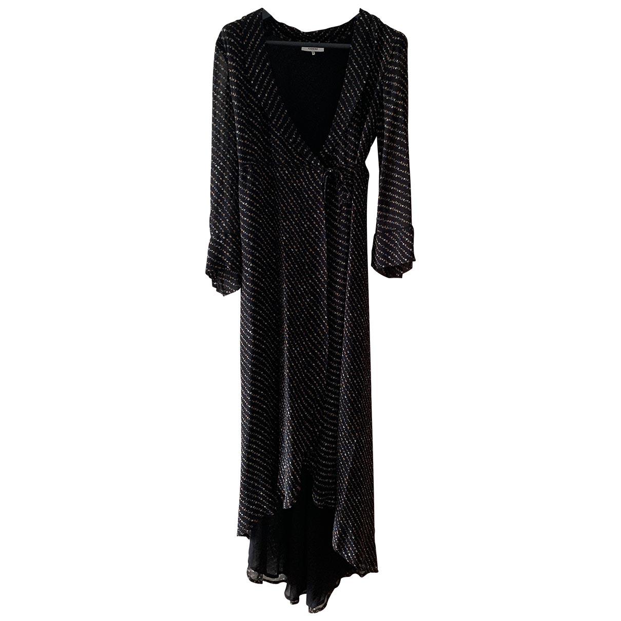 Ganni - Robe   pour femme - marron