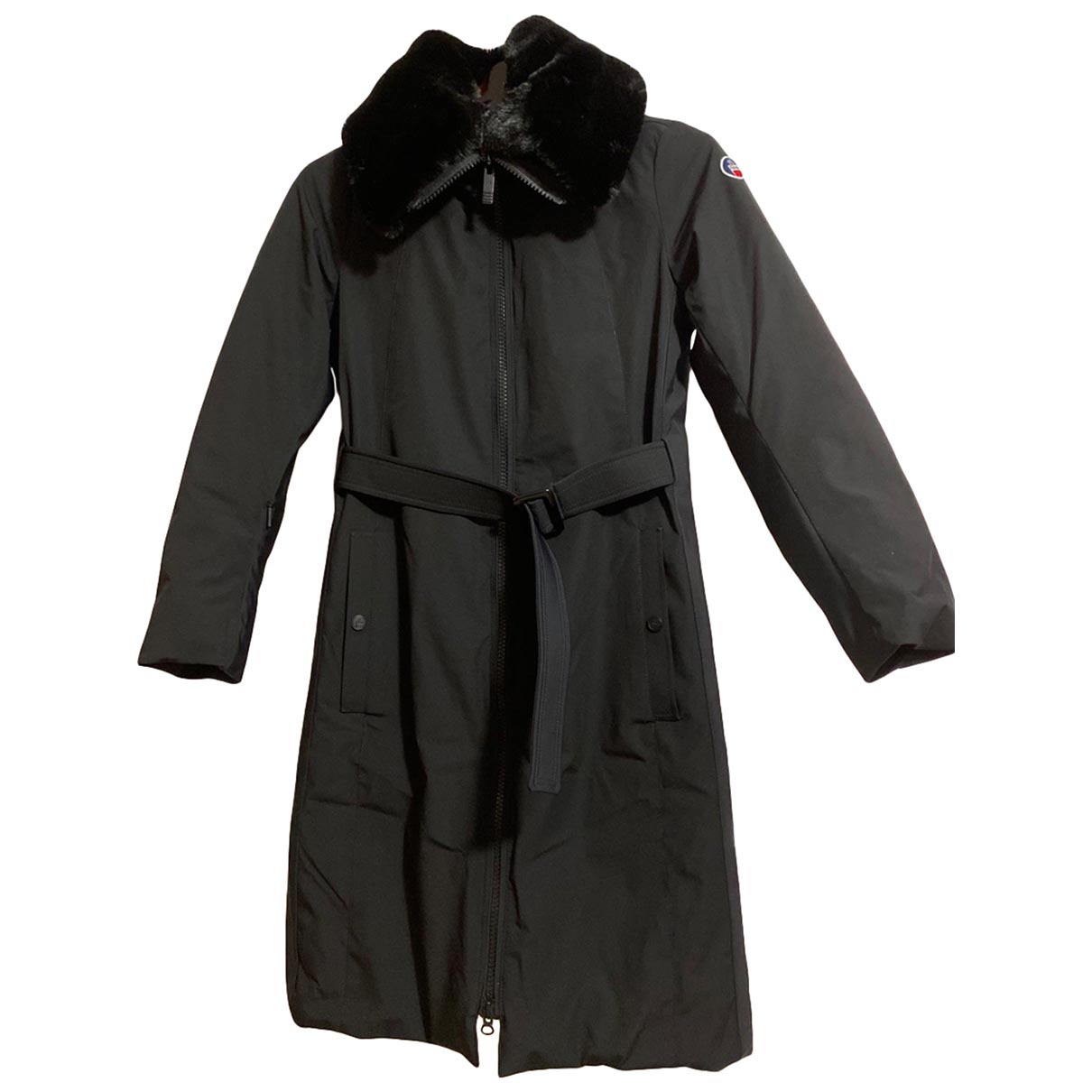 Fusalp \N Black coat for Women 6 UK