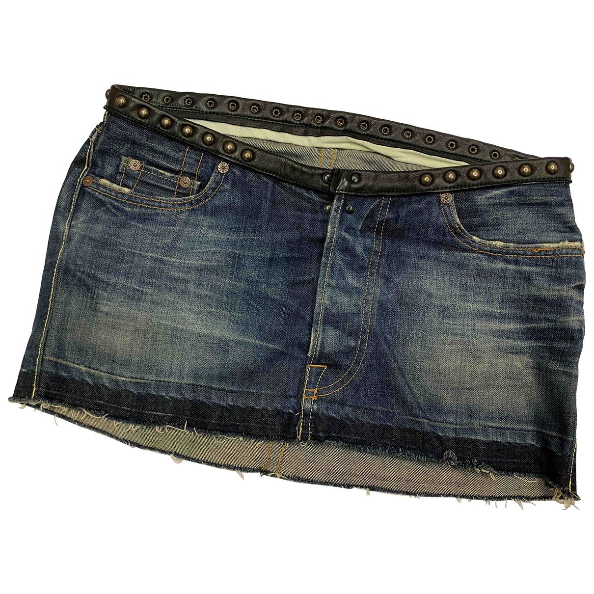 Htc \N Rocke in  Blau Denim - Jeans