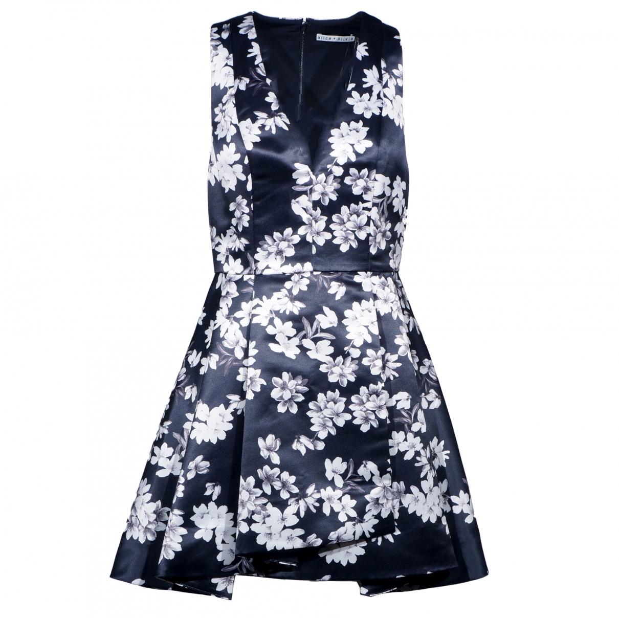 Alice & Olivia \N Black dress for Women 8 US