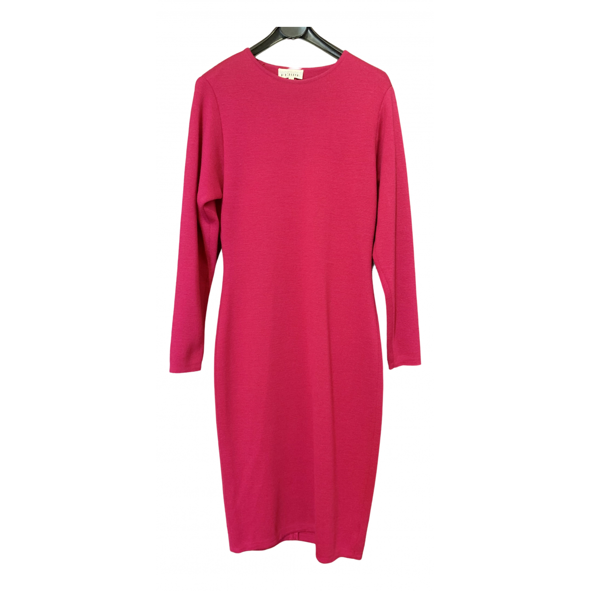 Gianfranco Ferré N Pink Wool dress for Women 42 IT