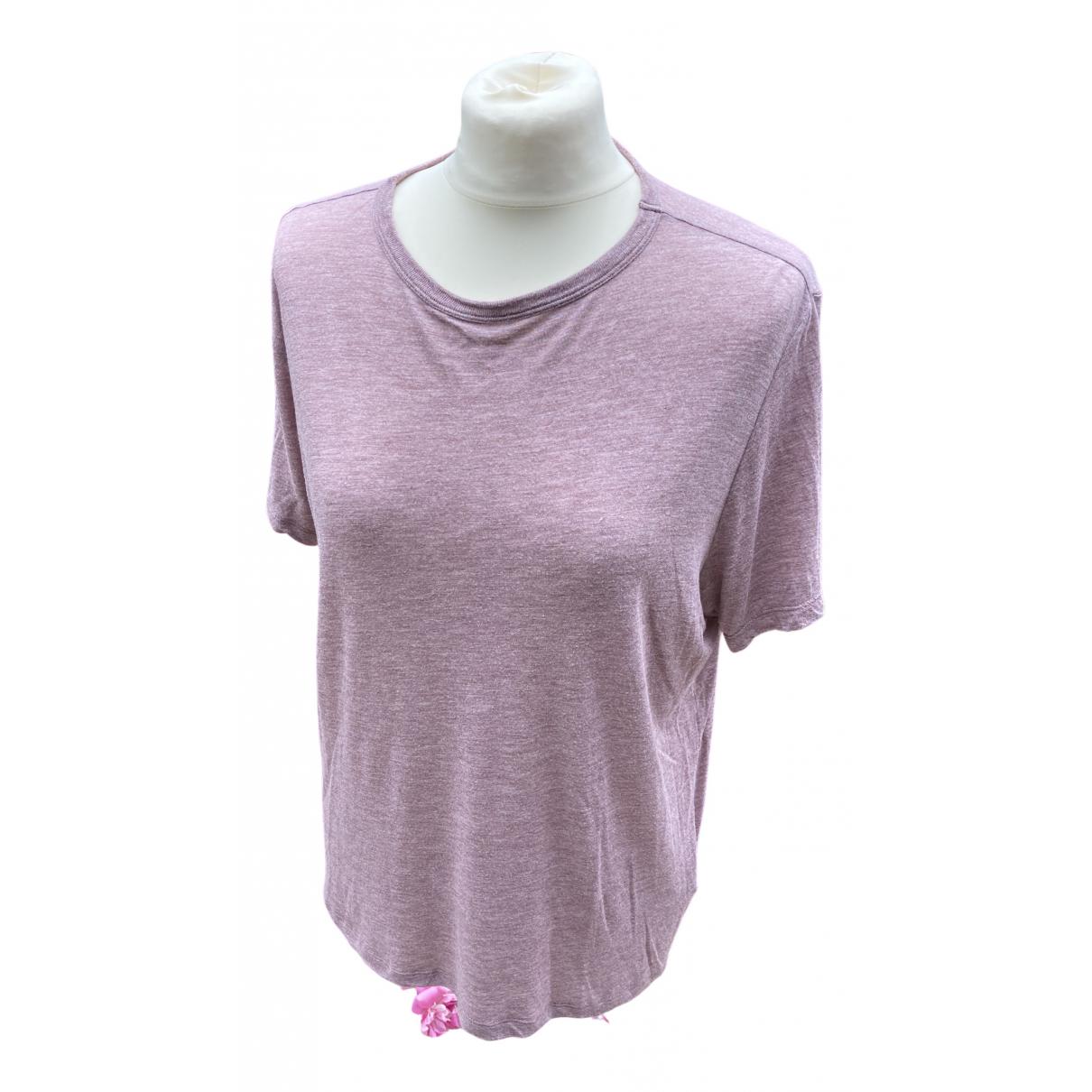 Isabel Marant Etoile \N Pink Cotton  top for Women L International