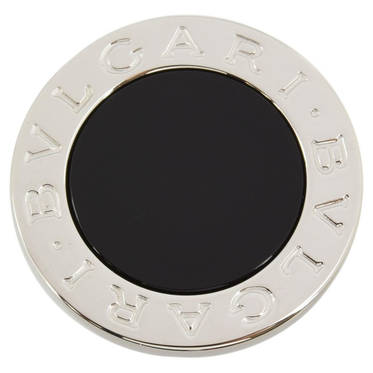 Bvlgari \N Black White gold ring for Women 51 EU