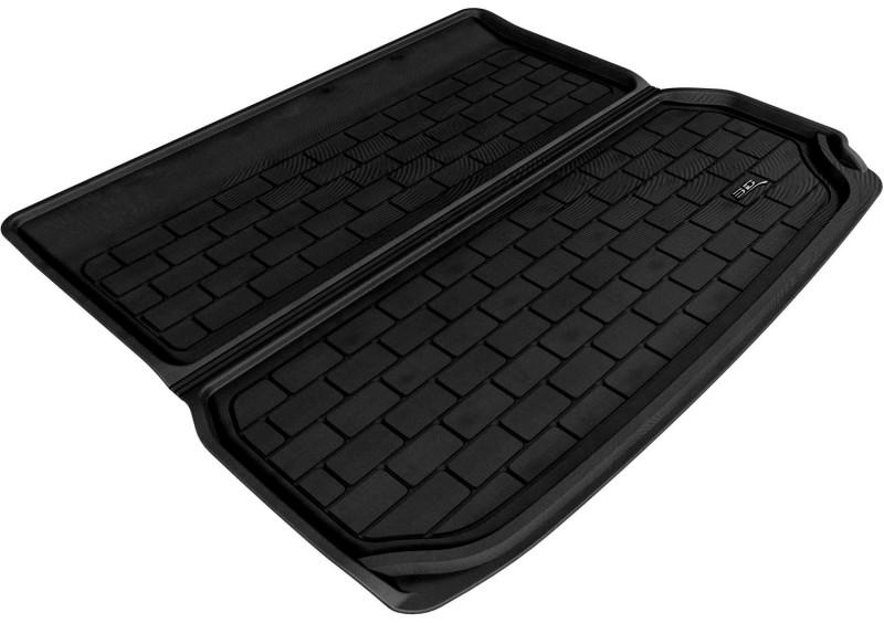 3D MAXpider Floormat (Black | Kagu) Audi Q5 2009-2017