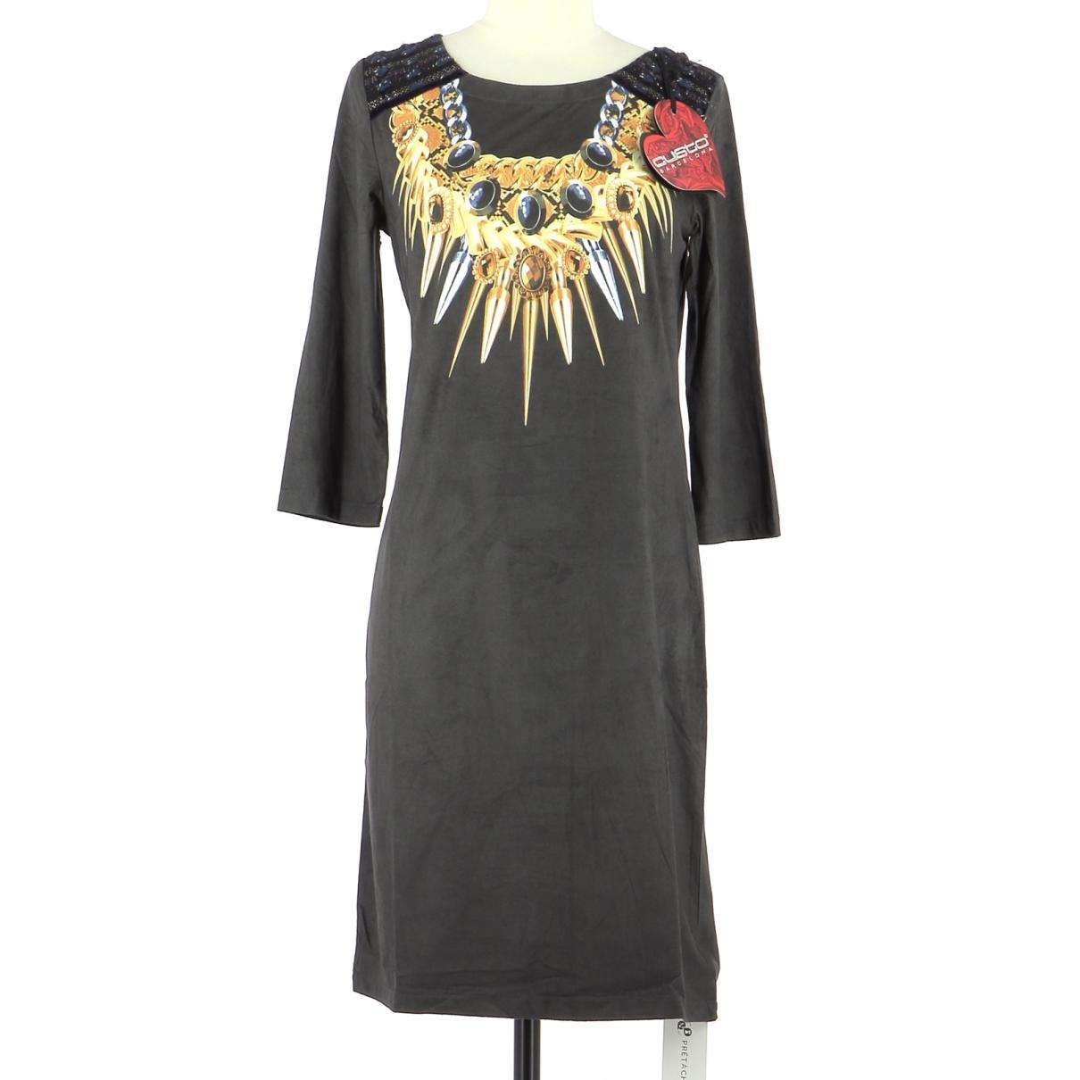 Autre Marque \N Kleid in  Bunt Polyester