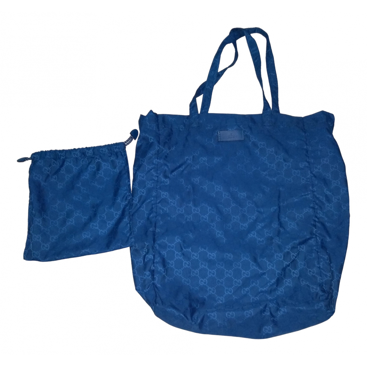 Gucci \N Blue Travel bag for Women \N