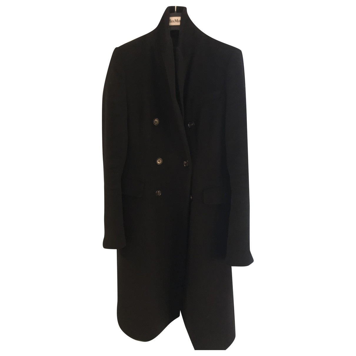 Zara \N Black Wool coat for Women M International