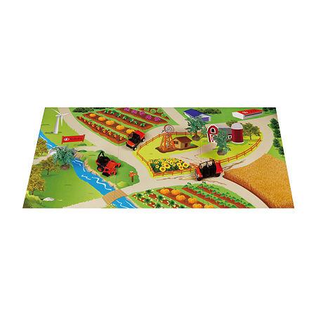 New Ray 1:64 Kubota Landscape Playset, One Size , Multiple Colors