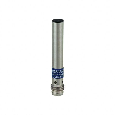 Telemecanique Sensors M8 Inductive Proximity Sensor - Barrel, PNP-NO Output, 2.5 mm Detection, IP65, IP67, 3 Pin M8