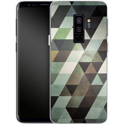 Samsung Galaxy S9 Plus Silikon Handyhuelle - Stwwyc Syne von Spires